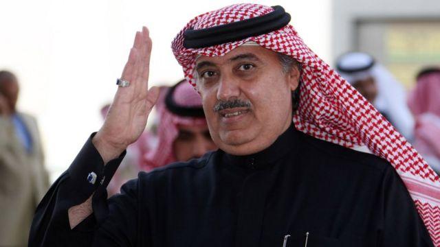 Suudi Ulusal Muhafızları Bakanı Prens Miteb bin Abdullah