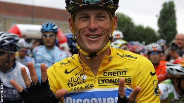 ウーバー投資が家族を「救った」 ドーピングの元自転車王者語る - BBC ...