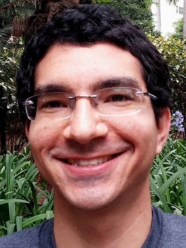O engenheiro Renato Arbex