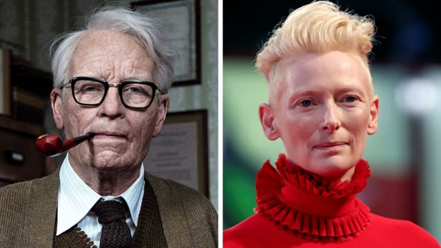 Tilda Swinton admits playing old man in Suspiria film hoax