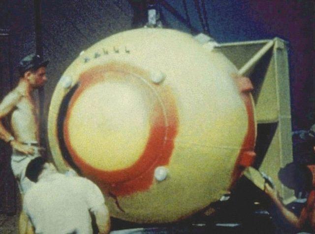 Bom atom Fat Man
