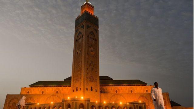 Hassan II Mosque - Morocco