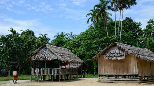Povo Jamamadi tem forte presença de missionários estrangeiros, como ocorre em várias partes da Amazônia