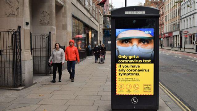 İngiltere'de koronavirüs önlemleri