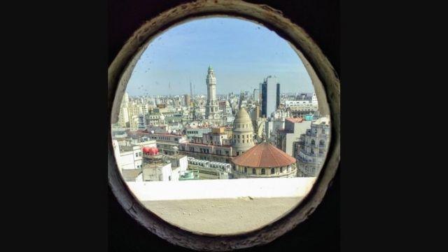 Mirador de la Galería Güemes, Buenos Aires