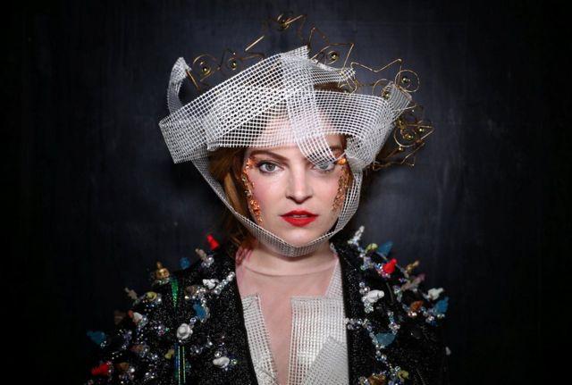 Модница Софи Кошвелу