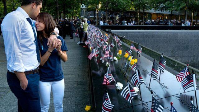 تخليد ذكرى هجمات سبتمبر