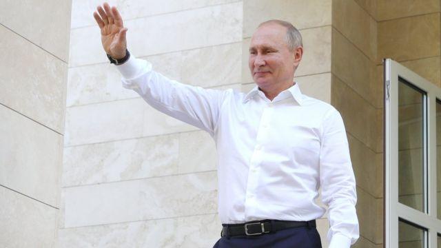 """""""Бочаров ручей"""" стал одной из главных резиденций Владимира Путина в 2020 году, писала Би-би-си"""