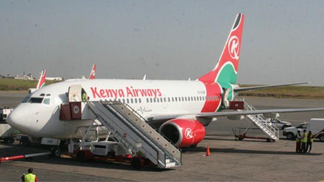 A cause d'un mouvement social de ses agents, Kenya Airways a annulé des vols durant ces derniers jours.