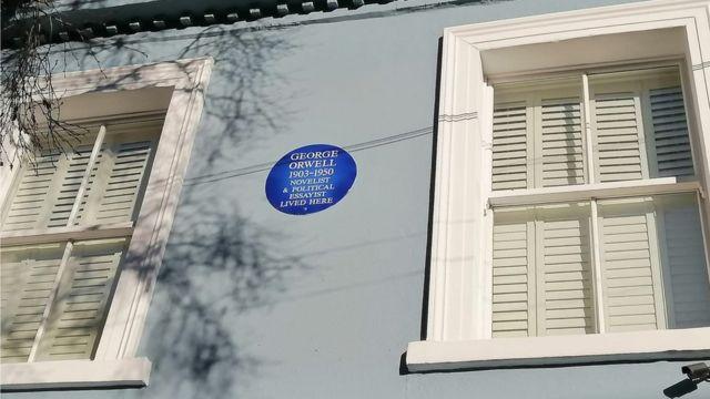 Orwell'in evi