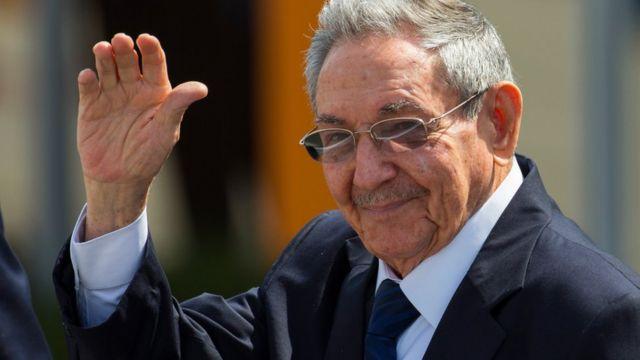 ラウル・カストロ議長が政権にある間は大統領がキューバを訪問すべきでないと共和党政治家らは主張している