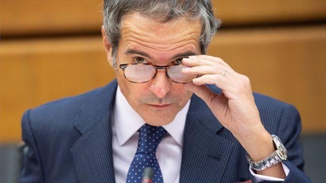 رافائل گروسی
