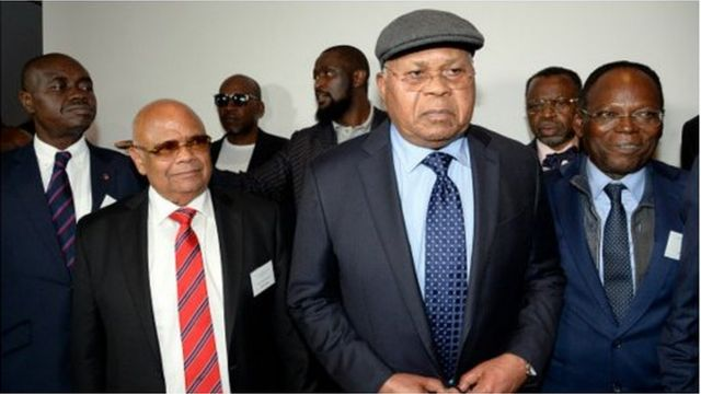 Opposition, RDC