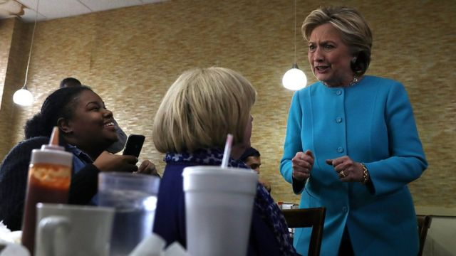 Hillary Clinton, AS