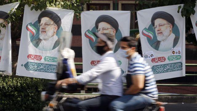 تبلیغات انتخاباتی ابراهیم رئیسی تهران