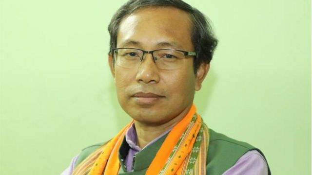 डॉ. अतुल देब बर्मा