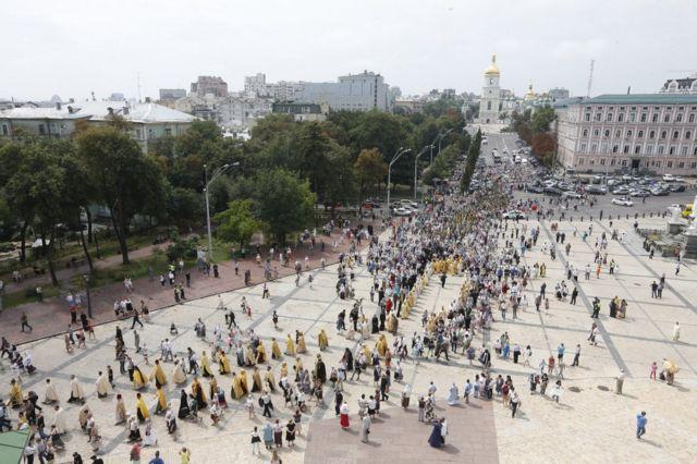 хресний хід київського патріархату