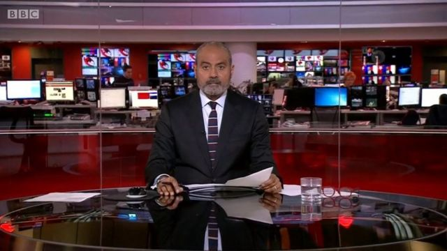 George Alagiah 'grateful for support' as cancer returns