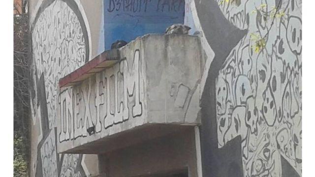 Некадашњи београдски сквот