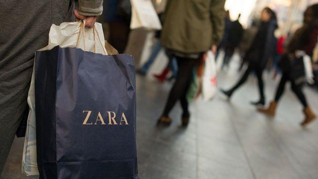 Bolsa de Zara