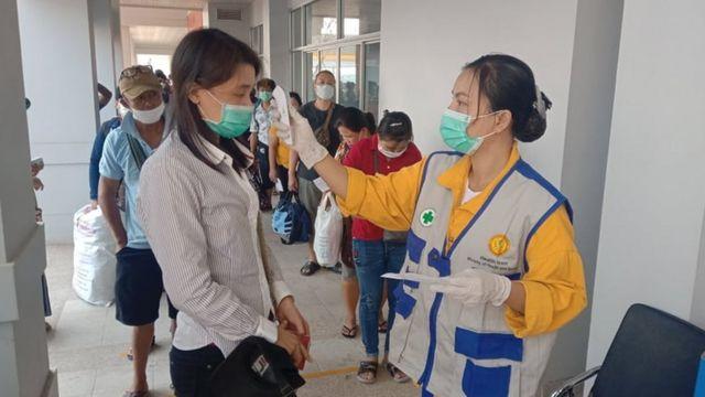 ထိုင်း မလေးရှား ကပြန်လာသူတွေ