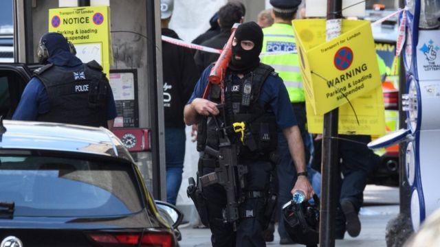 پلیس لندن