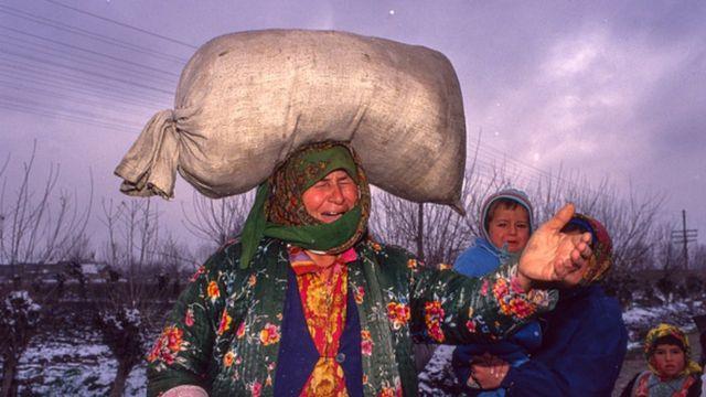 Des centaines de milliers de morts et de déplacées, cette guerre qui perdure en Afghanistan a systématiquement détruit le tissu économique