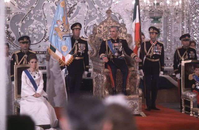 محمدرضا شاه پهلوی
