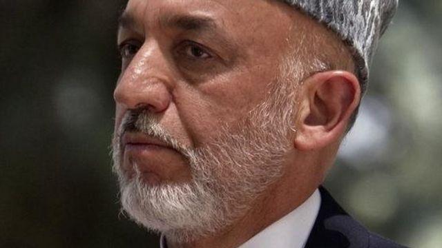 افغانستان کے سابق صدر حامد کرزئی