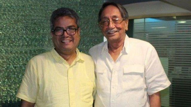 तब भारतीय ख़ुफ़िया एजेंसी रॉ के प्रमुख रहे अमरजीत सिंह दुलत के साथ रेहान फ़ज़ल