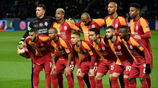 Galatasaray Şampiyonlar Ligi'ndeki son maçına 11 Aralık 2019'da PSG karşısında çıkmıştı