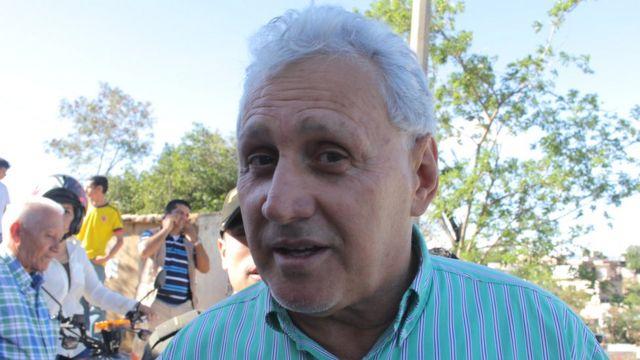César Torres, alcalde de la Cúcuta