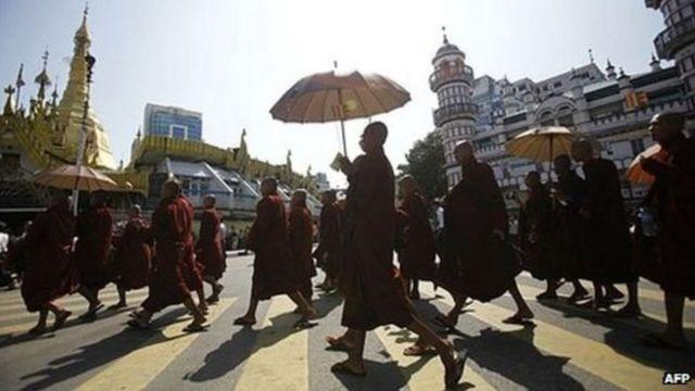 बौद्ध मुस्लिम
