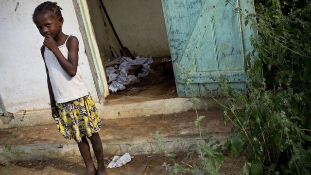 Zara, una niña de Madagascar