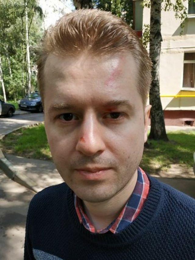 Александр Помазуев