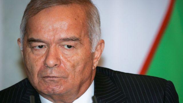 Ислам Каримов, президент Узбекистана