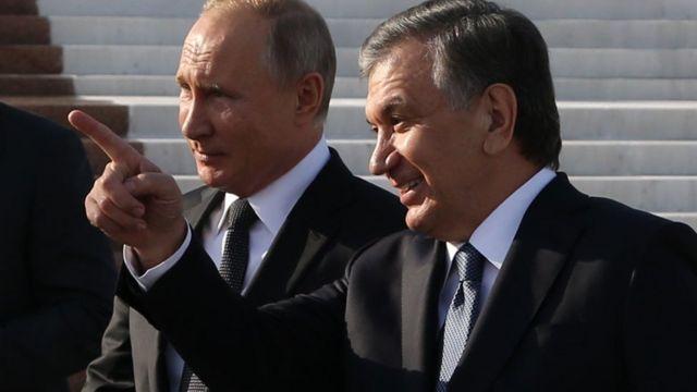 Президент Миризёев Россия, АҚШ, Хитой ва Жанубий Корея билан муносабатларини яхшиламоқда.
