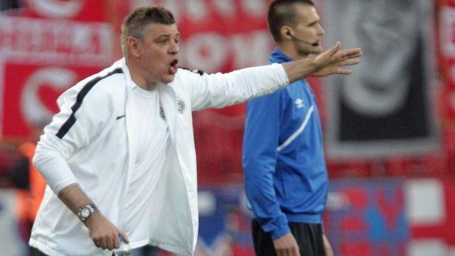 Savo Milošević sada obavlja funkciju trenera Partizana
