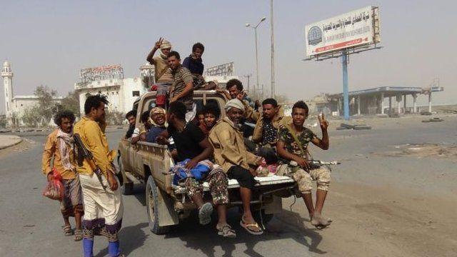 حدیده بندری حیاتی در برای کمک رسانی به غیرنظامیان یمن است
