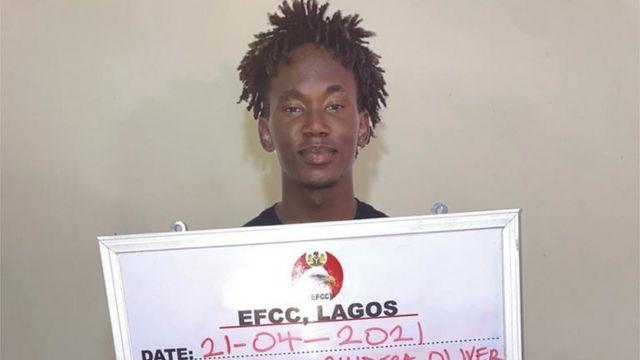 """Pankeeroy arrested"": [EFCC arrest Nigerian instagram comedian Pankeeroy]"