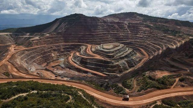 洛斯·菲洛斯金矿 (Los Filos gold mine)位于墨西哥格雷罗州