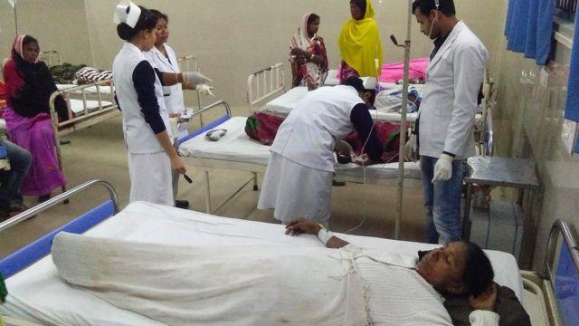 مسمومیت الکلی در هند