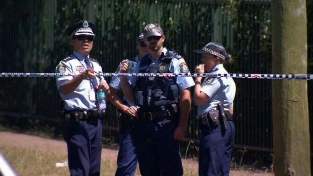 Taser sets 'petrol-throwing' Australian man on fire