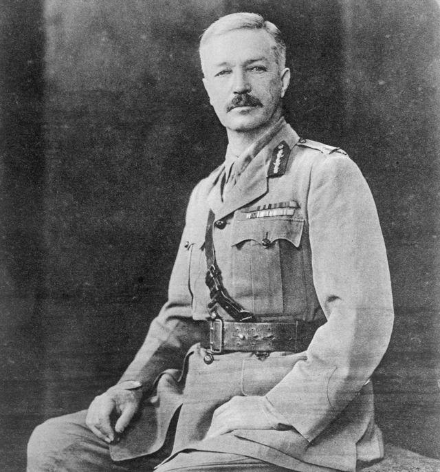 ژنرال ریجینالد دایر، چهره مرکزی وقایع روز ۱۳ آوریل سال ۱۹۱۹ در امریتسار