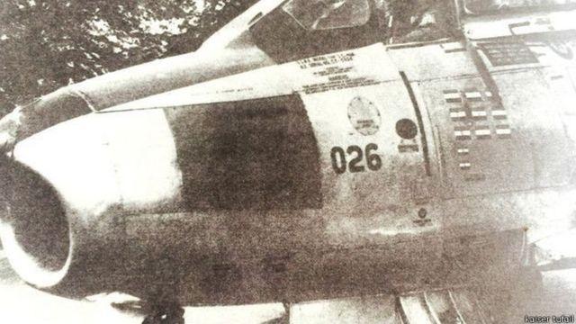 बीएस सिकंद इसी विमान को उड़ाकर पाकिस्तान एयरपोर्ट पर उतरे थे.