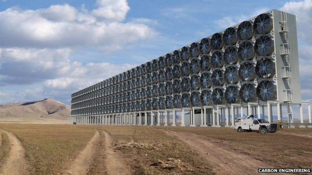 Could diesel made from air help tackle climate change?