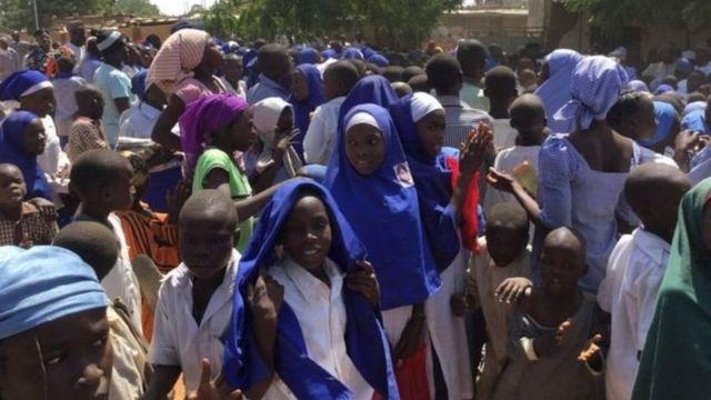 Chibok students