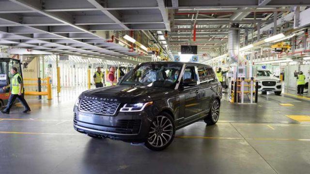 بیش از نیمی از خودروهای تولید شده در بریتانیا به اتحادیه اروپا صادر میشود