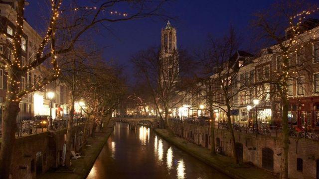 नीदरलैंड का यूट्रेक्ट शहर