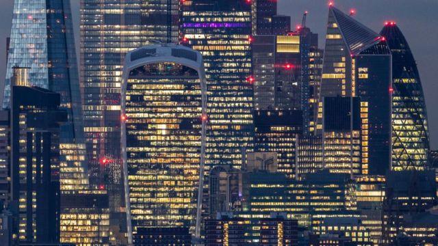 Лондонский Сити - ворота в Европу для капитала со всего мира